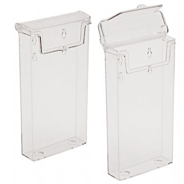 OD110 | 1 Pocket Outdoor DL (1/3 A4) Leaflet Holder